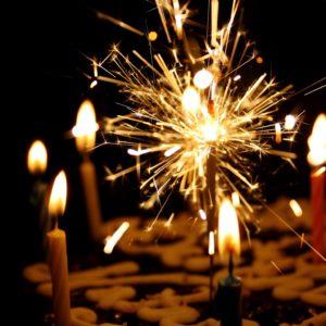 Una candela in più. Buon compleanno Pozzo di Giacobbe!