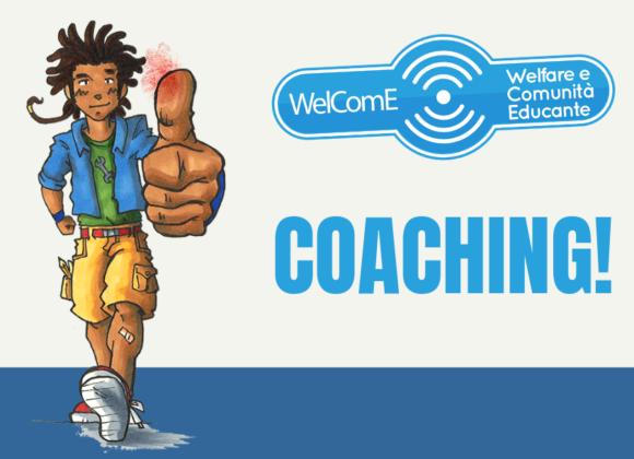 Al via il COACHING nelle scuole partner del progetto WelComE!