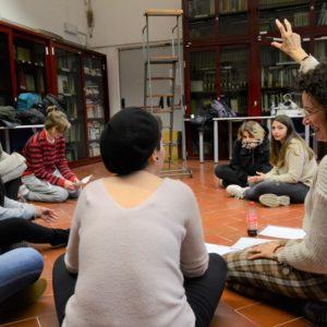 Un esercizio di inclusione e di creatività: il laboratorio di teatro del liceo artistico Petrocchi