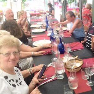 Un pranzo al mare con i nonni di Cantastorie!