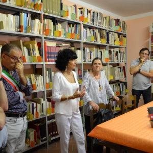 """Uno spazio restituito alla comunità. La riapertura della Biblioteca """"Sbarra"""" Don Dario Flori"""