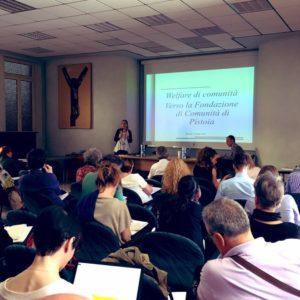 """""""Reti, comunità e innovazione nel welfare"""" un resoconto del seminario di approfondimento"""