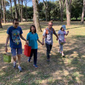 COLORI – Orto giardino: le attività continuano nel mese di luglio!