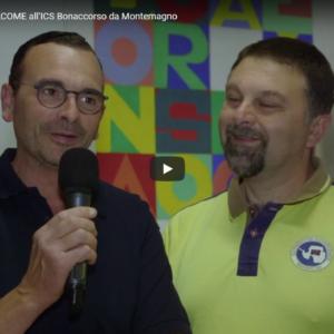 Un anno di progetto WELCOME all'ICS Bonaccorso da Montemagno