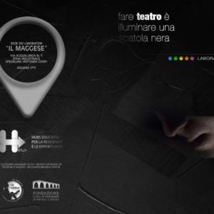 """""""Fare teatro è illuminare una scatola nera"""". I laboratori teatrali del progetto HERO"""