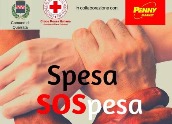 Spesa Sospesa, Penny Market e Croce Rossa per l'Emporio Sociale