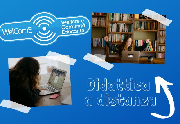Progetto Welcome: didattica a distanza e preparazione agli esami