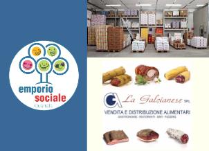 Una nuova collaborazione che aiuta l'Emporio Sociale: la Galcianese SRL