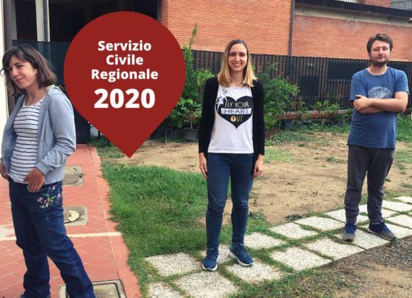 Il Servizio Civile ai tempi del covid – Intervista ai nostri ragazzi