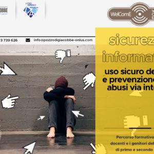 WelComE – Incontri sulla sicurezza informatica per docenti e genitori